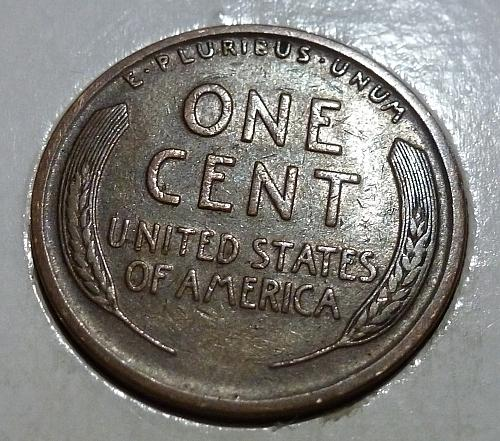 Here is a  XF 1913-D Extra Fine Lincoln Wheat Cent  ( A7218)