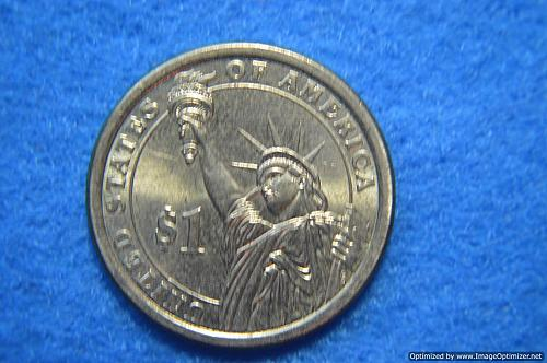 2008 D Presidential Dollars: Martin Van Buren
