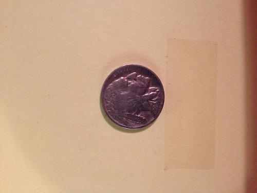 1928 D Buffalo Nickel