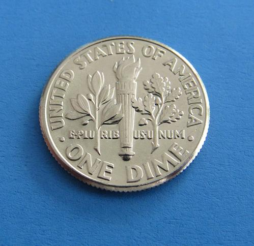 1999-D 10 Cents - Roosevelt Dime