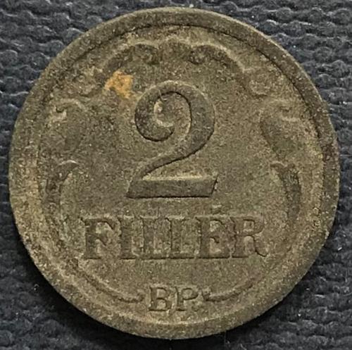 Hungary 1943 = 2 Filler