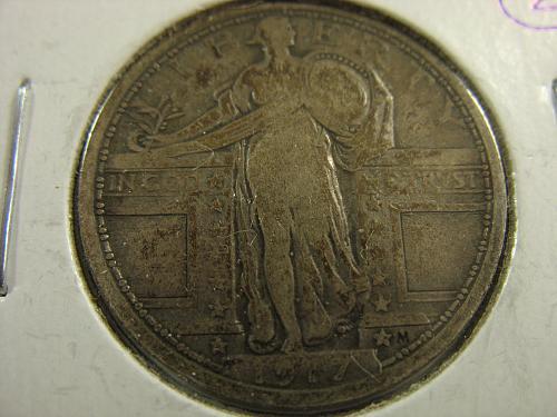 1917 P Standing Liberty (Type-1) #2