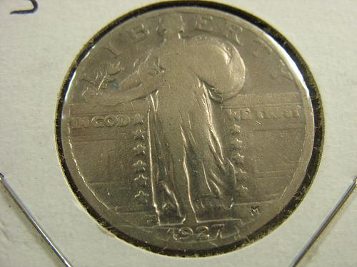 1927 S Standing Liberty