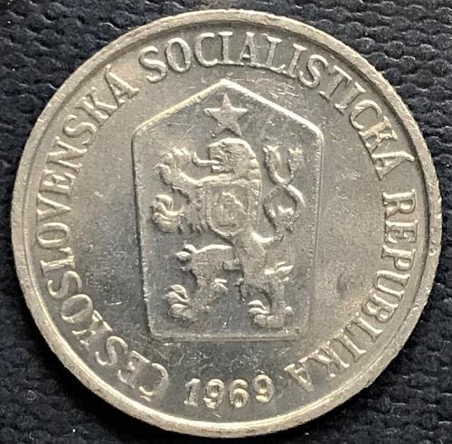 Czechoslovakia 1969 = 10 Haleru