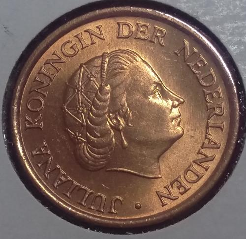 Netherlands Coin 5 Cents 1980
