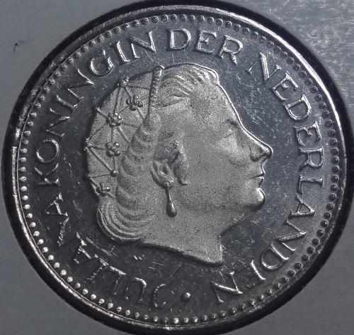 Netherlands 1 gulden 1980