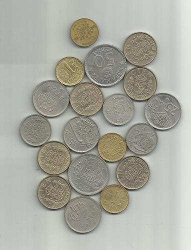 19   SPAINISH     COINS