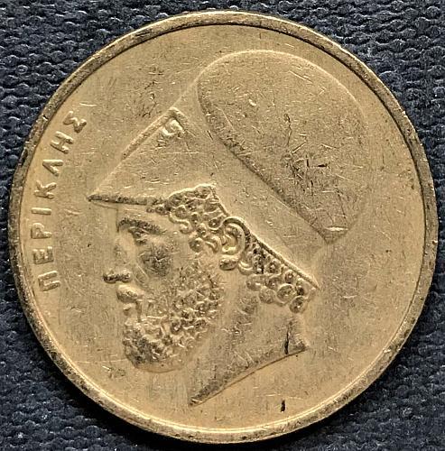 Greece 1984 = 20 Drachma