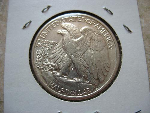 1942 P Walking Liberty Half Dollar #1