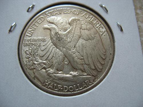 1942 P Walking Liberty Half Dollar #2