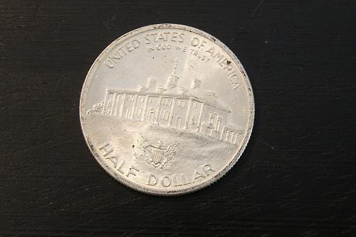 1982 George Washington, 250th Anniversary of his birth