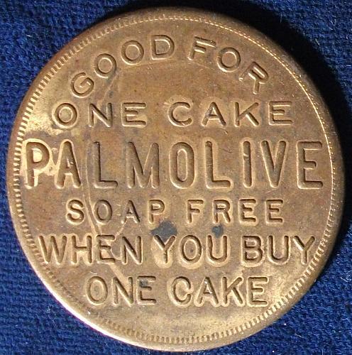 Palmolive BOGO Free Token, Palmolive-Peet Co.