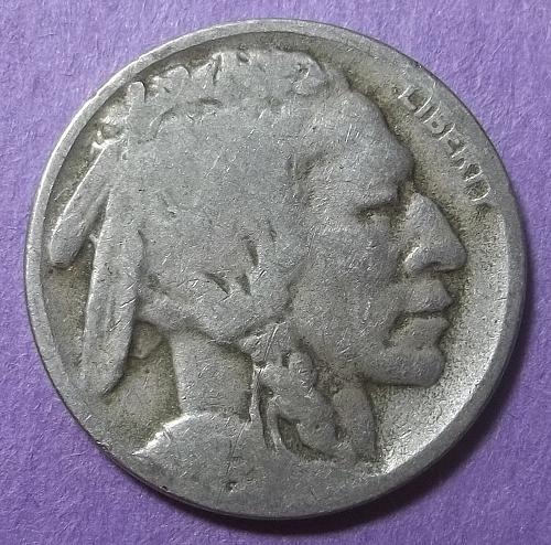 1925d Buffalo Nickels Lot JUNbfP