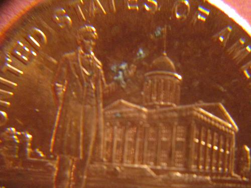 2009 P Lincoln Memorial Cent Small Cents: Presidency