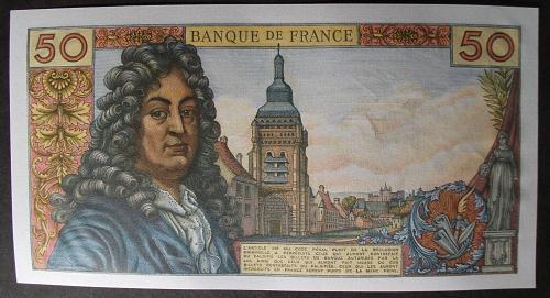 France P148d 50 Francs UNC62