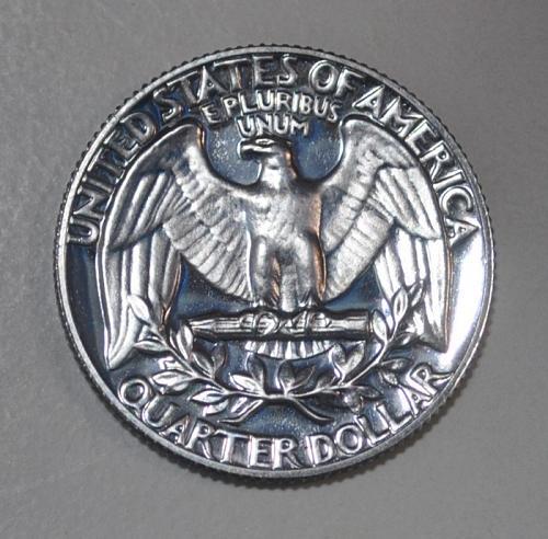 1971 S Washington Quarter SMS