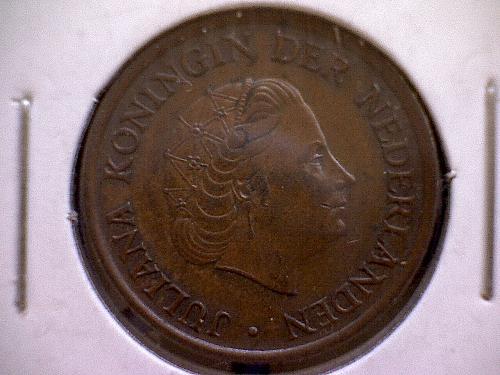 1979 NETHERLANDS FIVE CENT