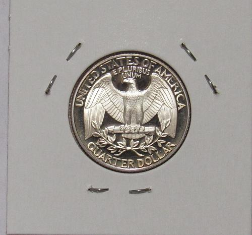 1987 S Proof Washington Quarter