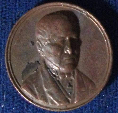 Karl Gottfried Eberstein Memorial Medallion