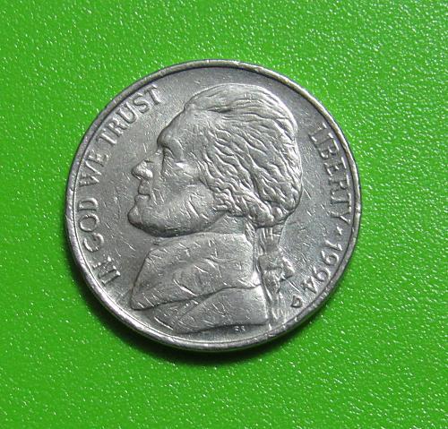 1994-D 5 Cents - Jefferson Nickel