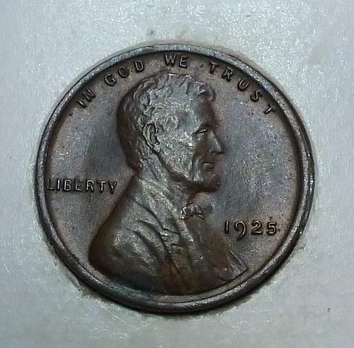 1926-P Uncirculated Lincoln Wheat Cent  UNC ( 1754)
