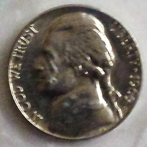 1969 S Jefferson Nickel Proof Condition