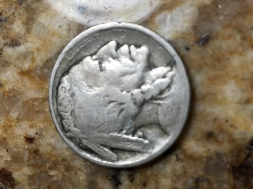 1913 Buffalo Nickel Item 0918262