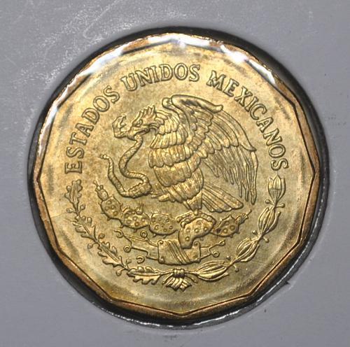 MEXICO 20 CENTAVOS 1994