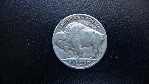 1935-D Buffalo Nickel