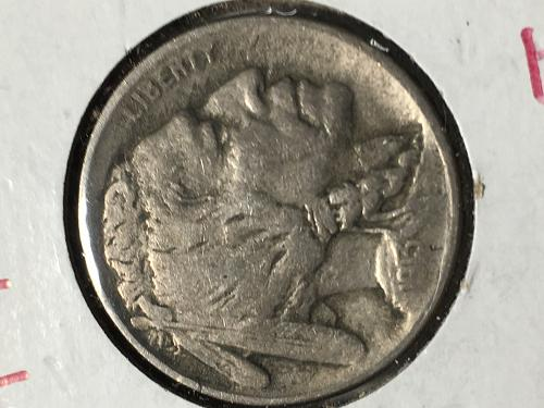 1913 Buffalo Nickel Item 0918457