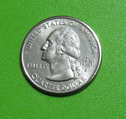1999-P 25 Cents - Connecticut State Quarter
