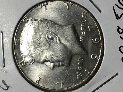 1967 Kennedy Half Dollar Item 0918564