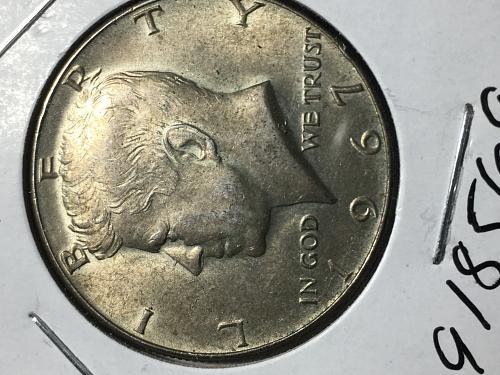 1967 Kennedy Half Dollar Item 0918569