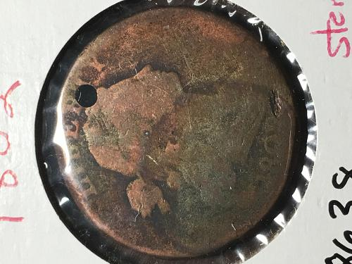 1802 Draped Bust Large Cents: Stemless Wreath Item 0918638