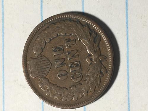 1902 Indian Head Cent Item 0918665