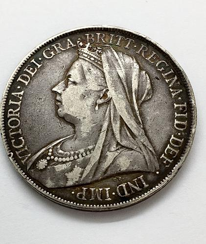 1900 LXIV Great Britain Crown