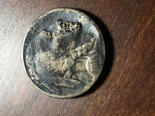 1914 Buffalo Nickel Item 0918476