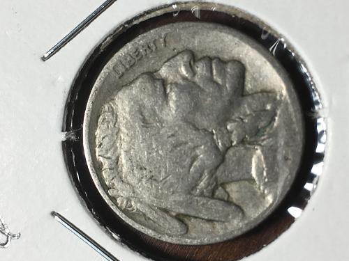 1916 Buffalo Nickel Item 0918517