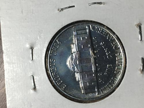 1961 Jefferson Nickel Item 0918743