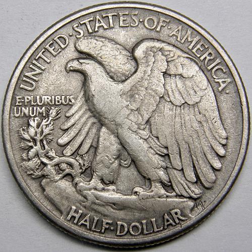 1944 P Walking Liberty Half Dollar #7