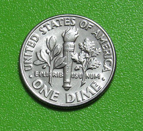 2006-D 10 Cents - Roosevelt Dime