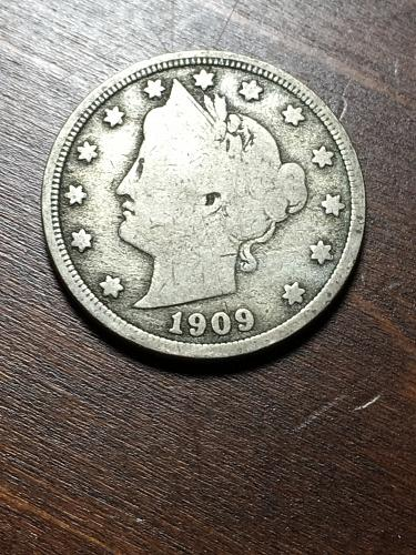 1909 Liberty Nickel Item 1018256