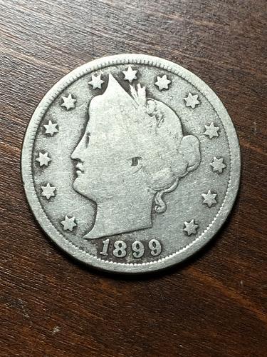 1899 Liberty Nickel Item 1018274