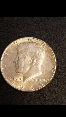 Very nice silver half dollar!!!