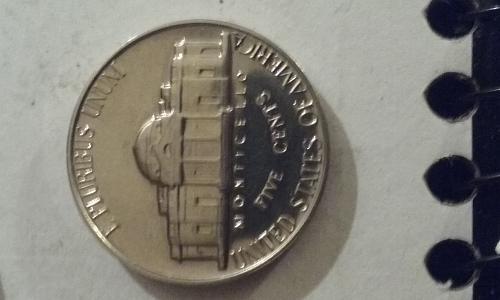 1964 P Jefferson Nickel PROOF FS