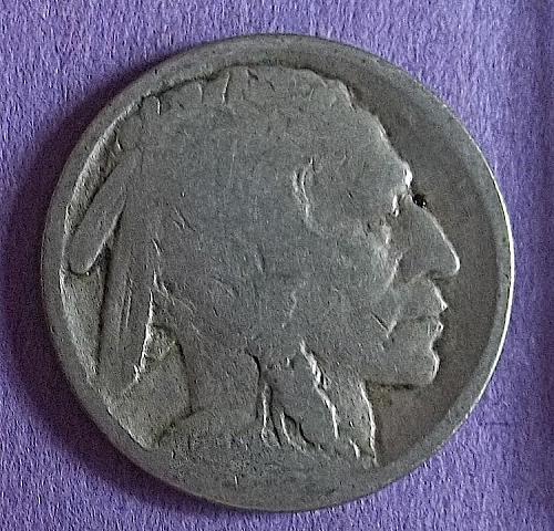 1914 P Buffalo Nickel Lot BNmk