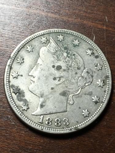 1883 Liberty Nickel Item 1018414