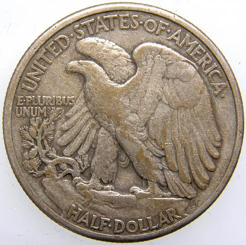 1941 P Walking Liberty Half Dollar #5