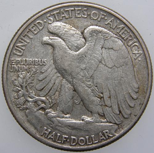 1944 P Walking Liberty Half Dollar #8