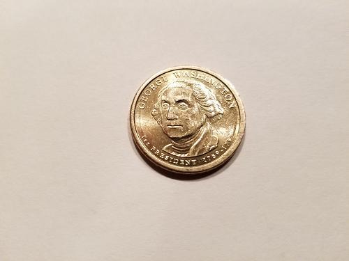 2007 D George Washington Dollar